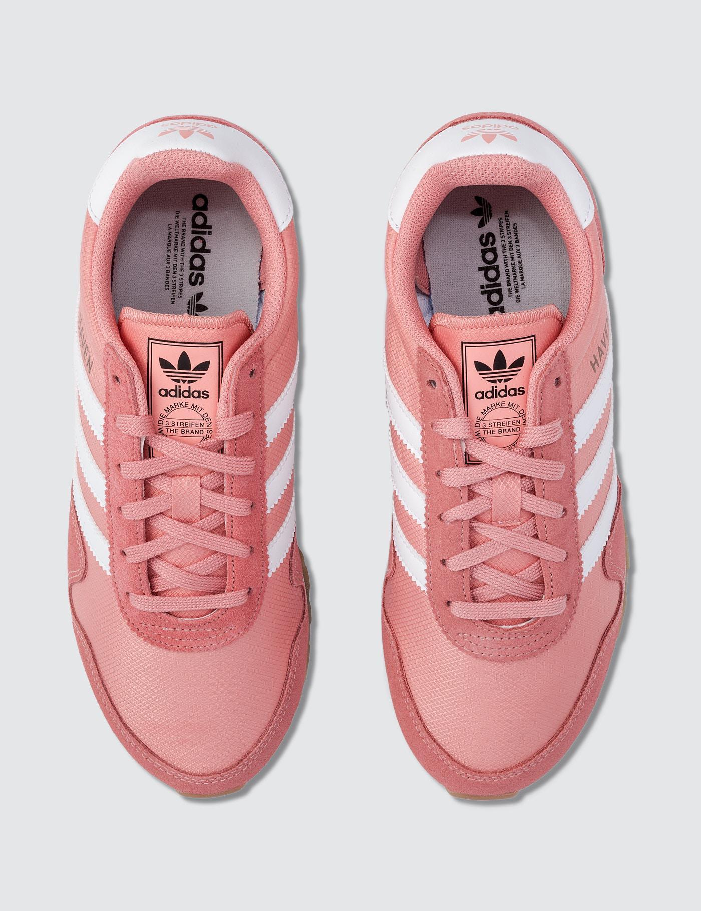 San Francisco af9a9 94529 Adidas Originals Pink Haven Shoes W