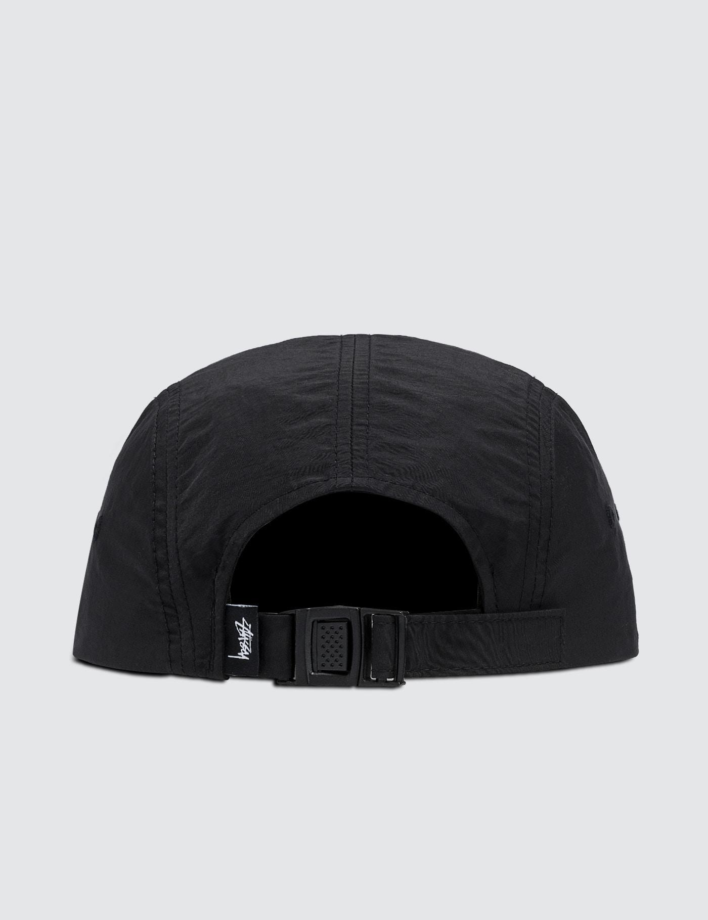 adc882db03534 Stussy 3m Reflective Low Pro Cap in Black for Men - Lyst