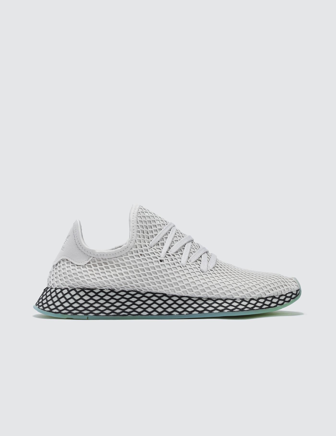 sale retailer b95ab 30923 adidas Originals. Men s Gray Deerupt Runner