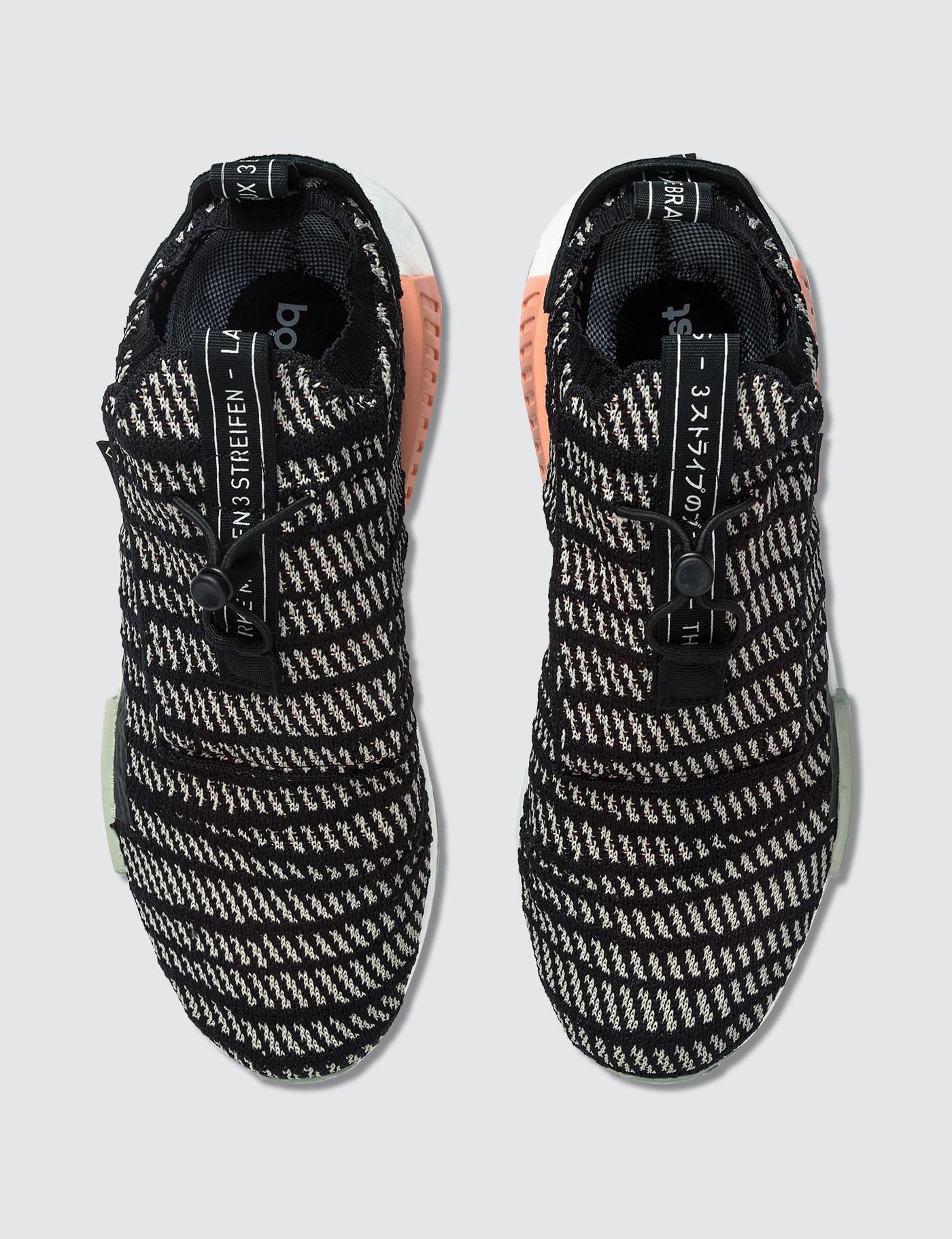 71713e3500bcc Lyst - adidas Originals Nmd Ts1 Primeknit Gtx in Black for Men