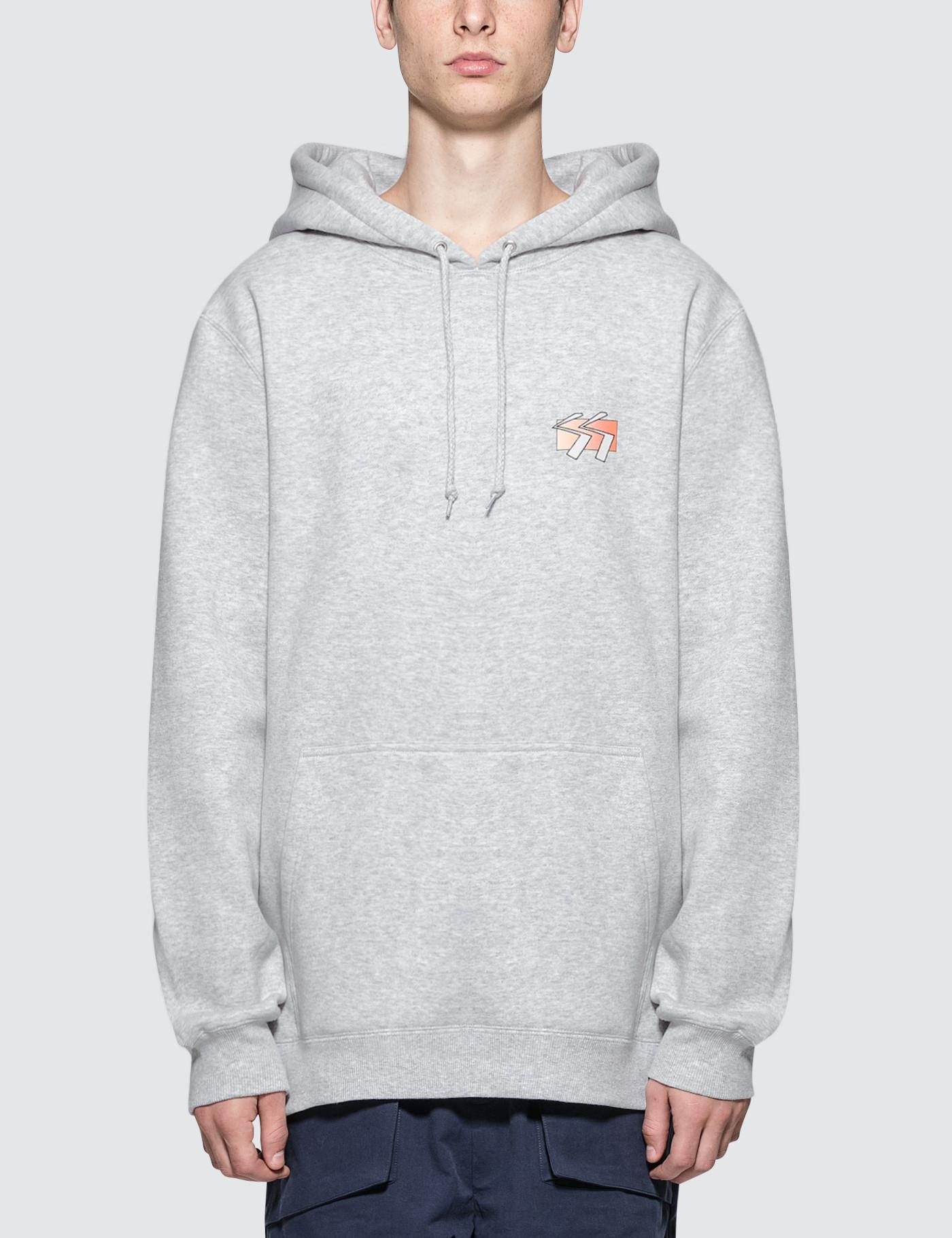 0a9a38d019 Stussy Gray Ss Cube Hoodie for men
