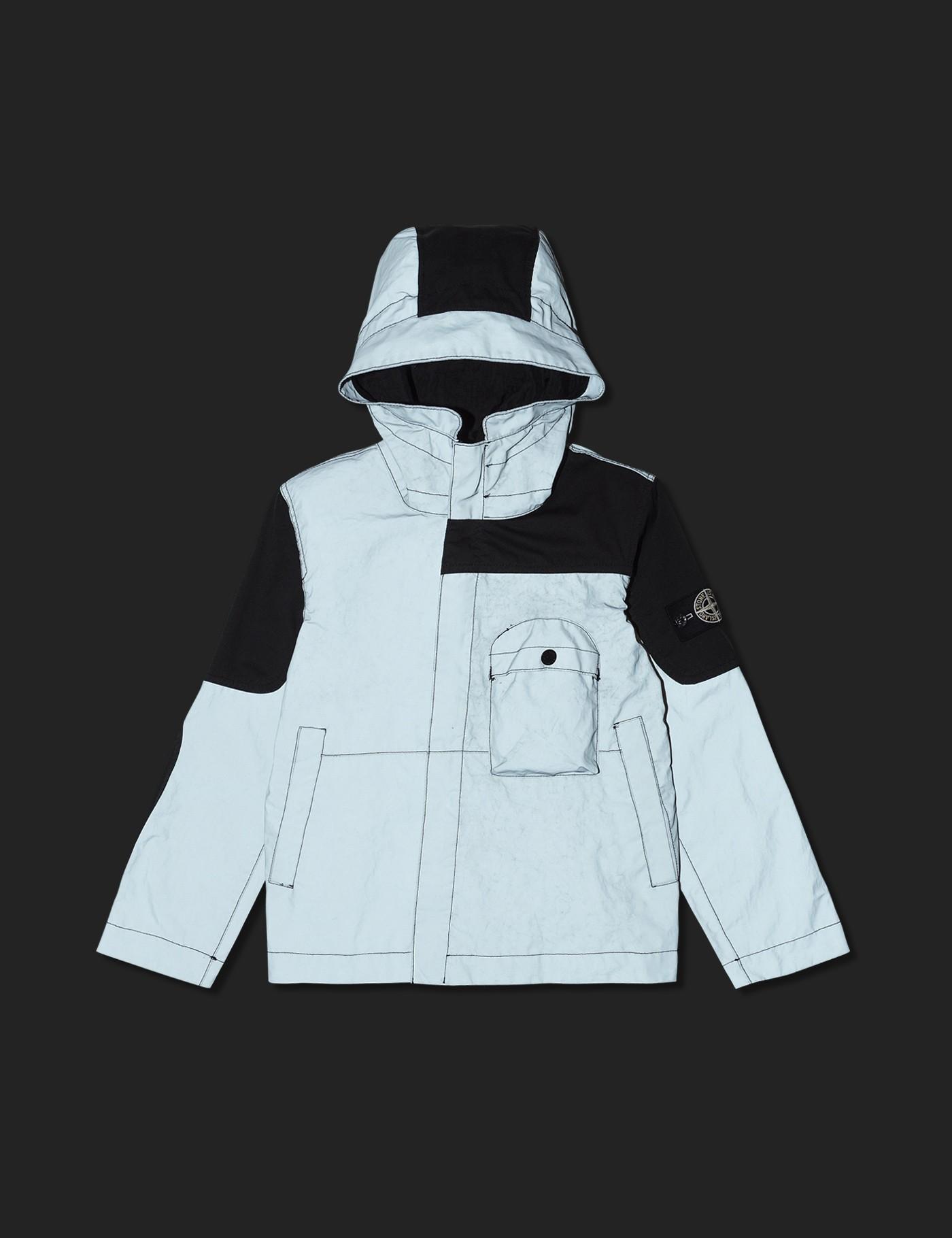 717438f2b Lyst - Stone Island Jackets (kid) in Black for Men