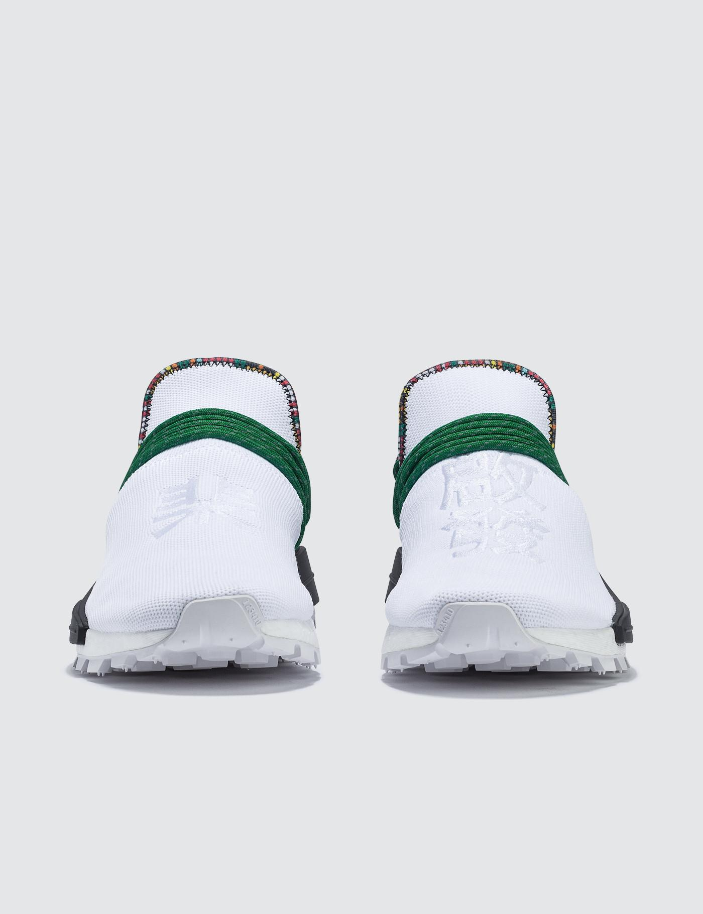 6440cf92b Lyst - adidas Originals Pharrell Williams X Adidas Pw Solar Hu Nmd ...