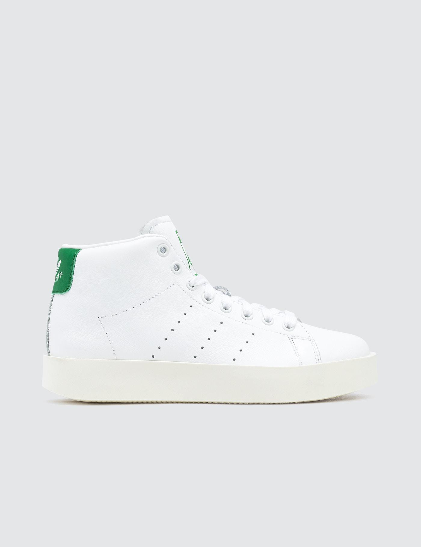 wholesale dealer 24437 5c864 Gallery. Previously sold at HBX · Womens Adidas Stan Smith ...
