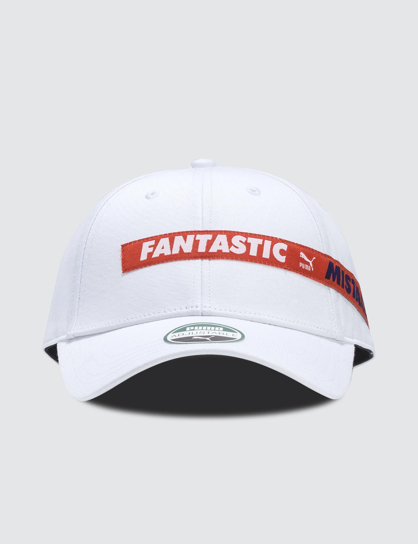 fca818f7c75 Puma Ader Error X Cap in White for Men - Lyst