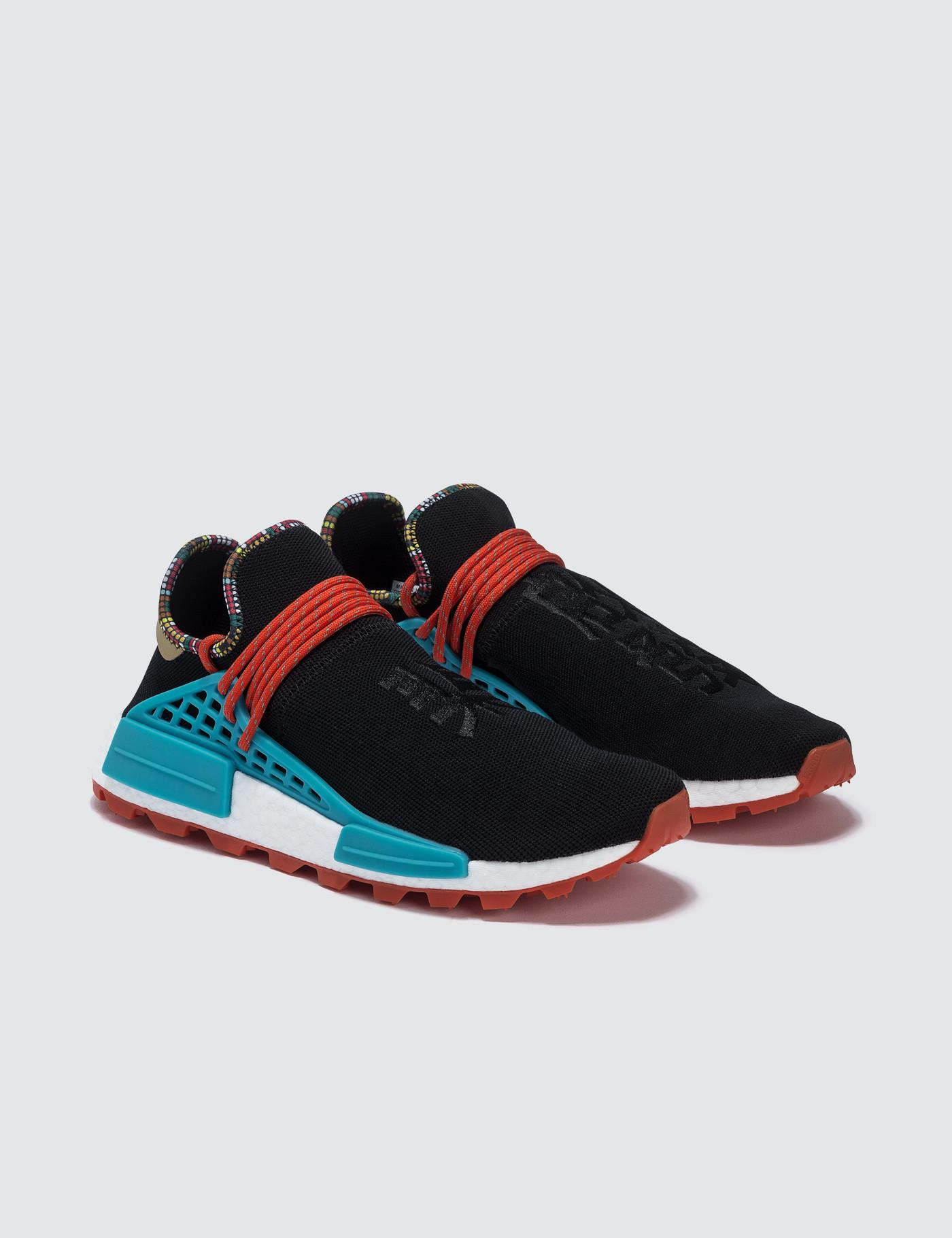 c7b3c67e9 adidas Originals Pharrell Williams X Adidas Pw Solar Hu Nmd in Black ...