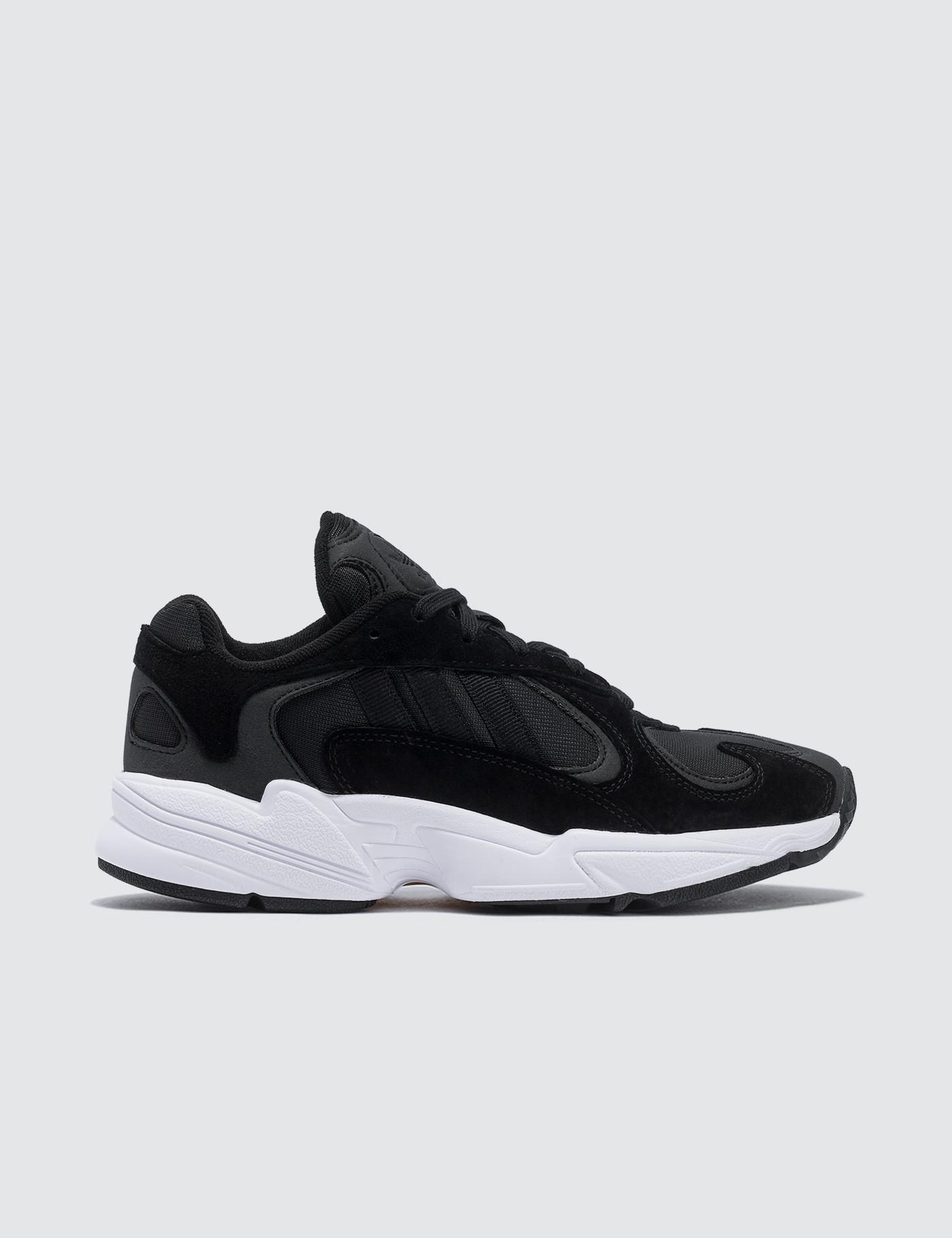734ba5fd0bb3e Lyst - adidas Originals Yung-1 in Black for Men