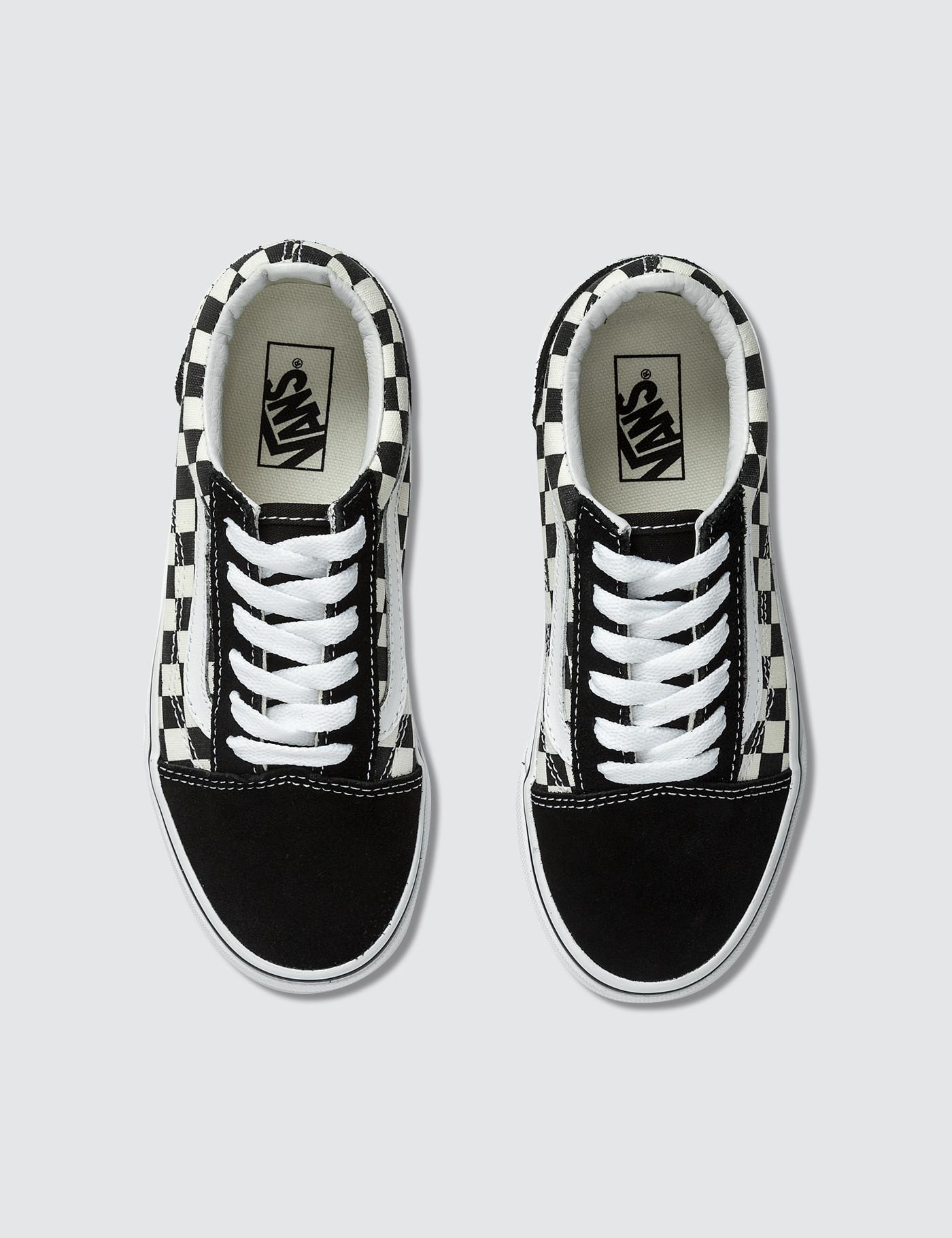 906f2a2b5f Lyst - Vans Anaheim Old Skool Checkerboard in Black for Men - Save 43%