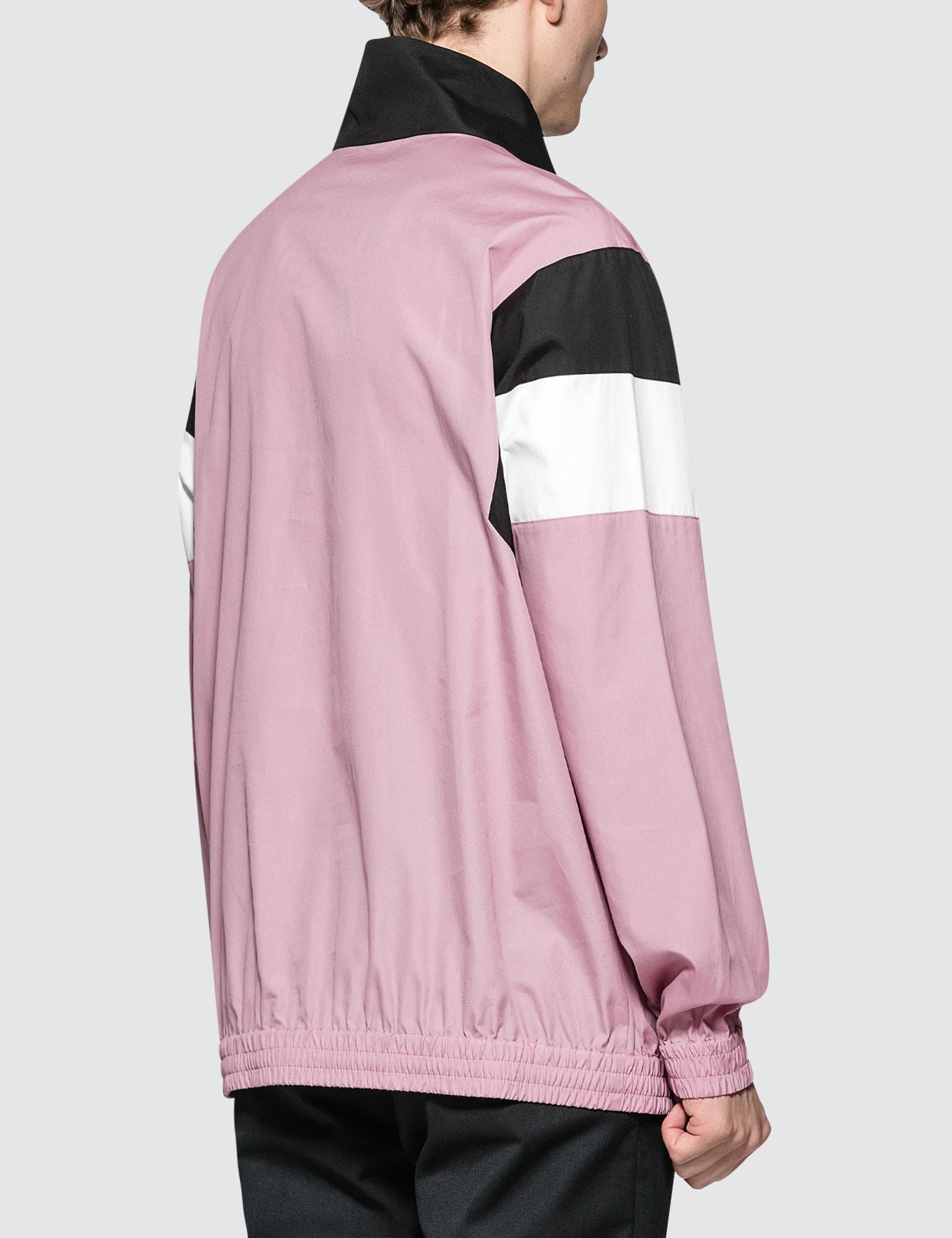 Ambush Track Jacket in Pink for Men