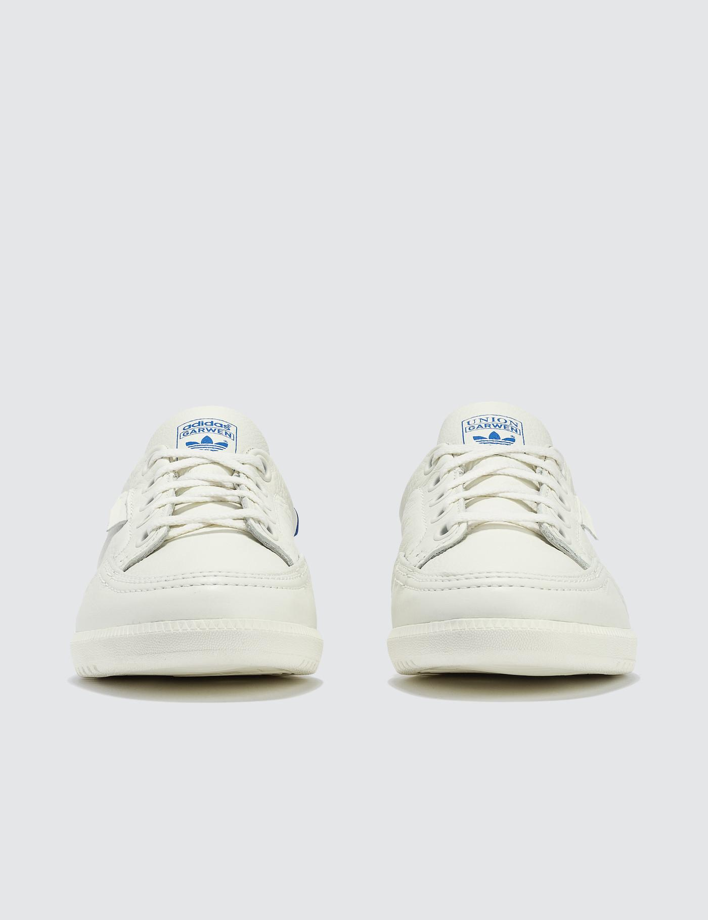 release date: 6055b 3e632 Lyst - adidas Originals Union La X Adidas Spezial Garwen Spzl in White for  Men