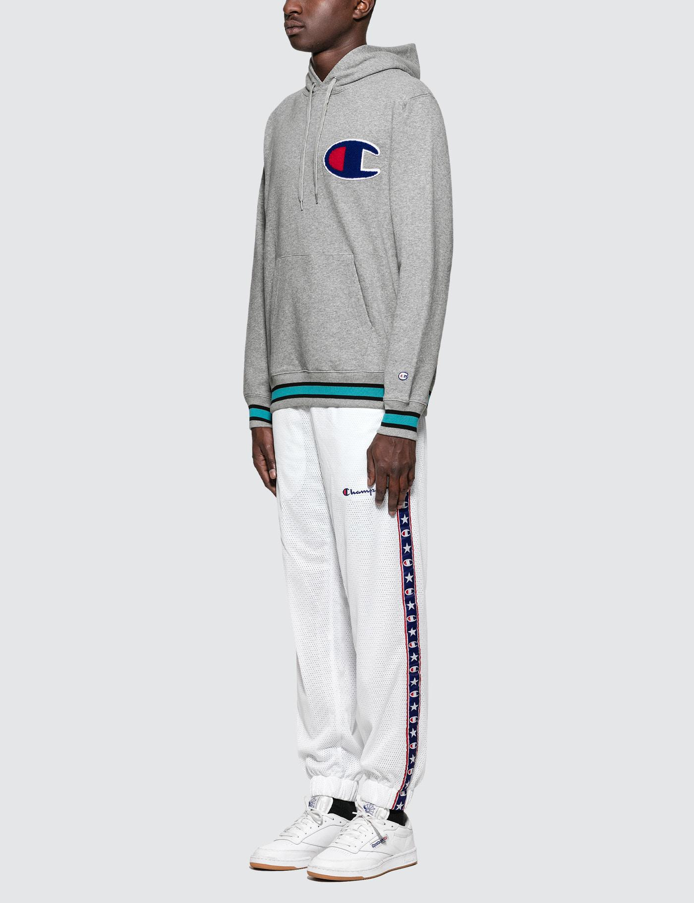 Champion Track Pants in White for Men