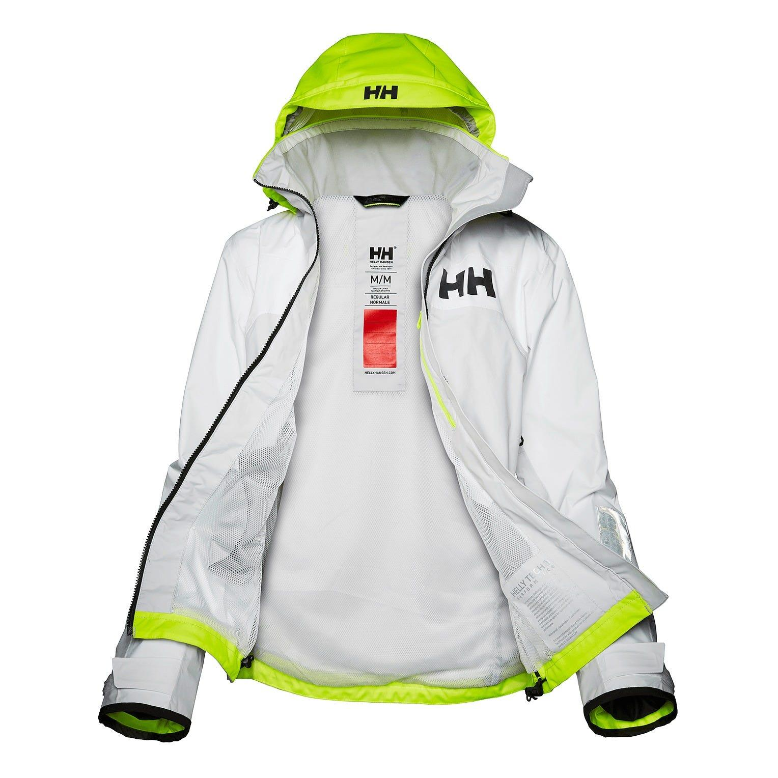 Men's White W Hp Lift Jacket