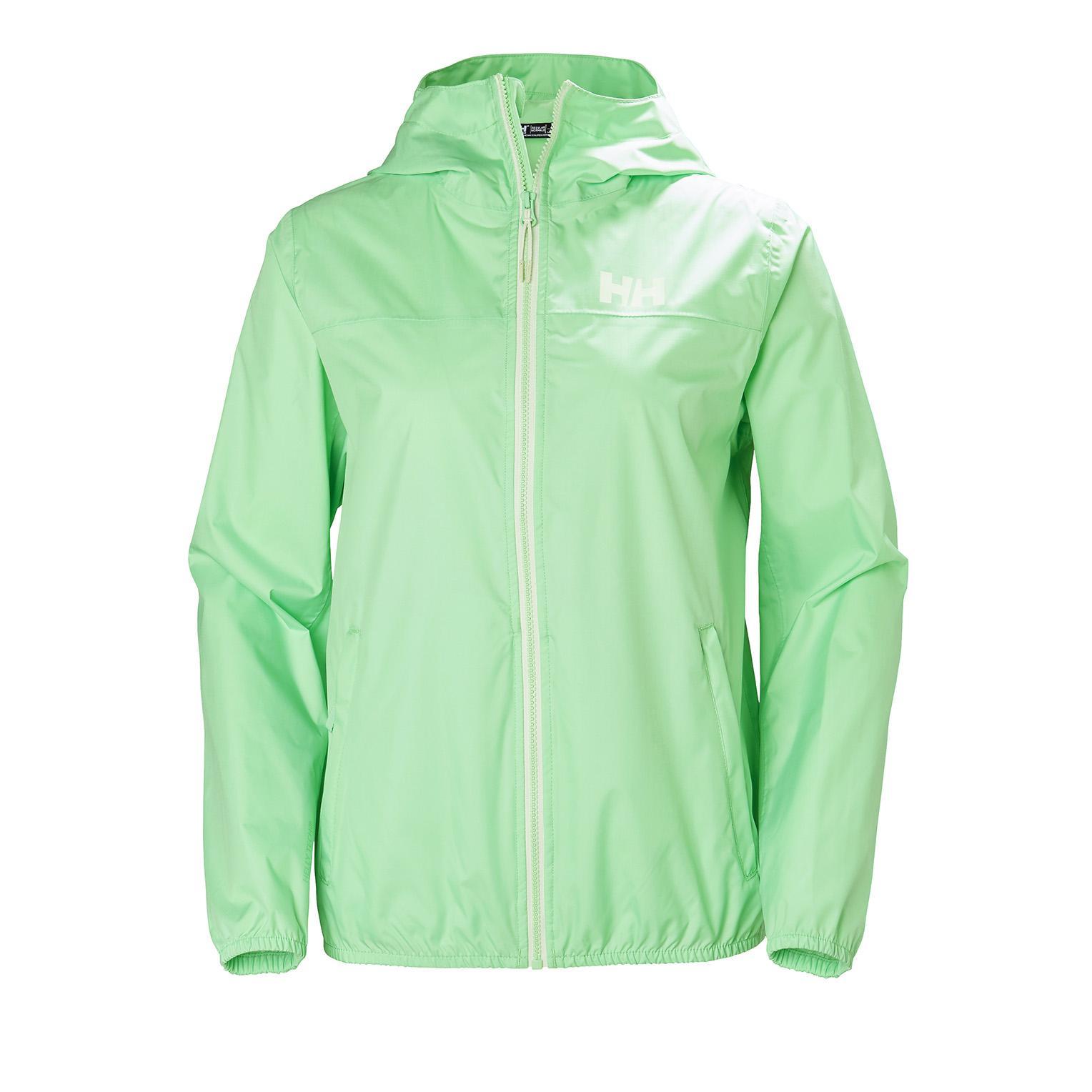 f4f5e7dc871 Lyst - Helly Hansen W Belfast Packable Jacket in Green
