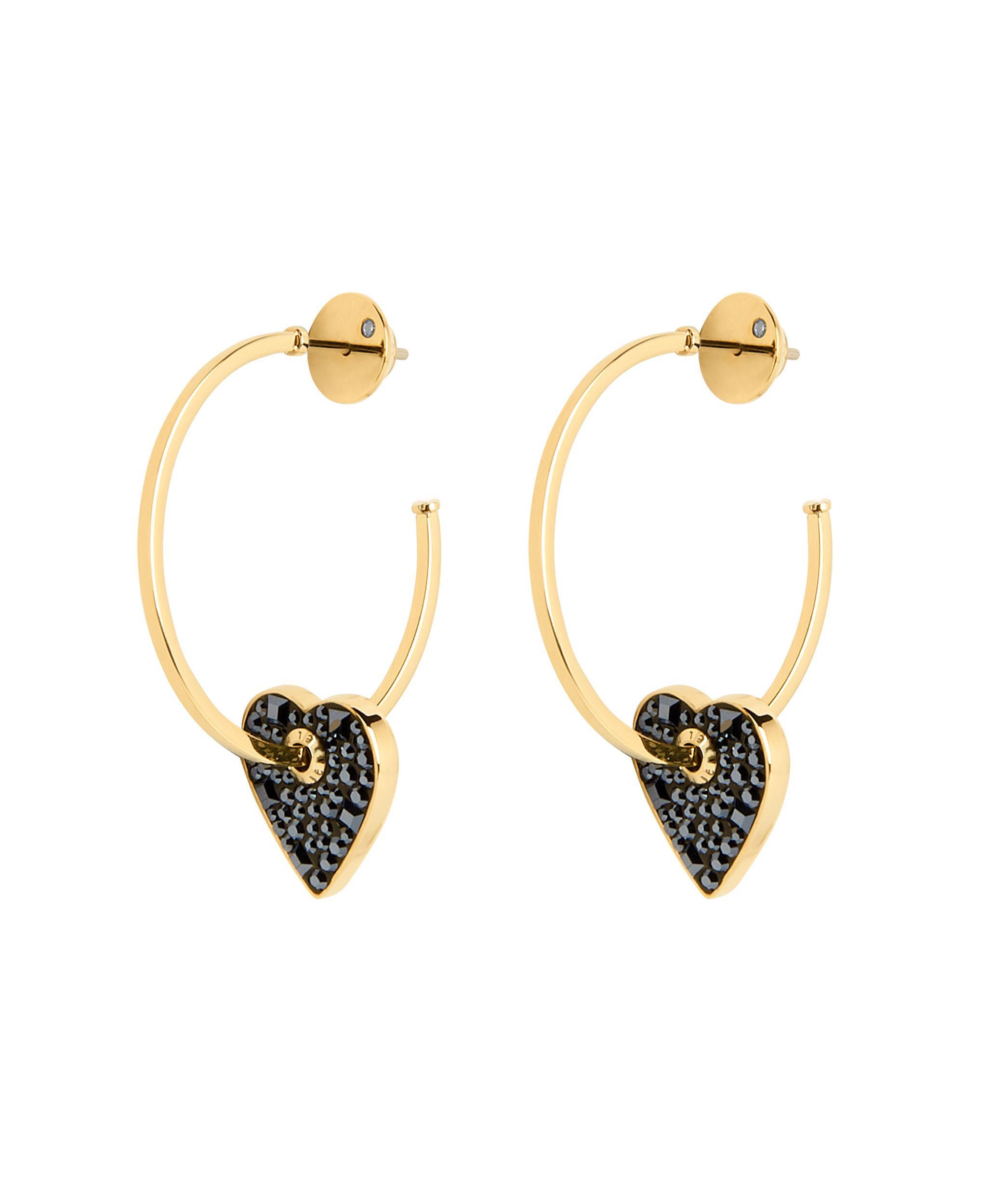 Henri Bendel Rocks Chain Fringe Earring n21tANWF5
