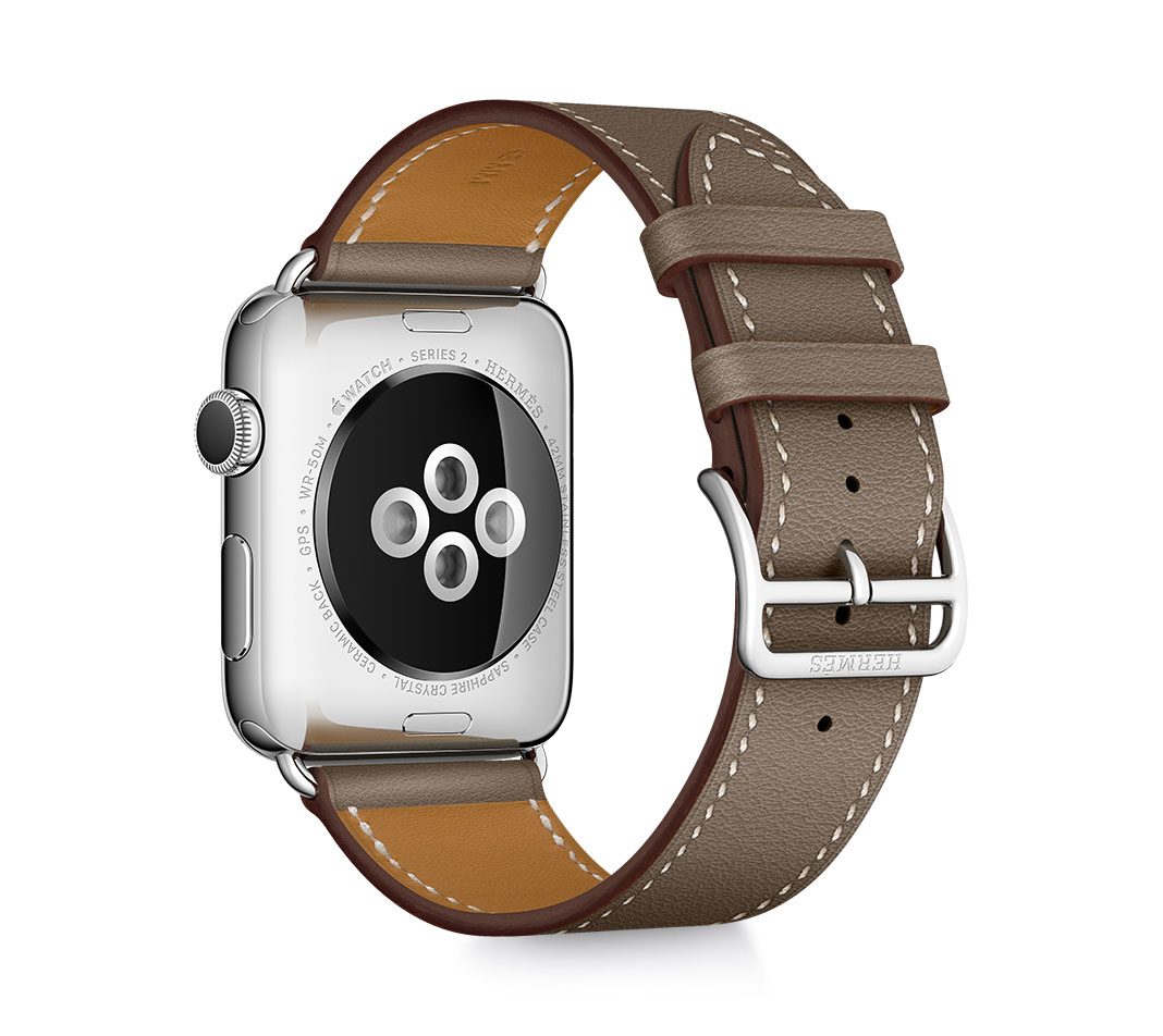 how to change hermes apple watch band