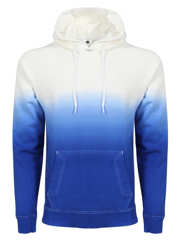 comme des gar ons dip dye hoodie blue in blue for men lyst. Black Bedroom Furniture Sets. Home Design Ideas