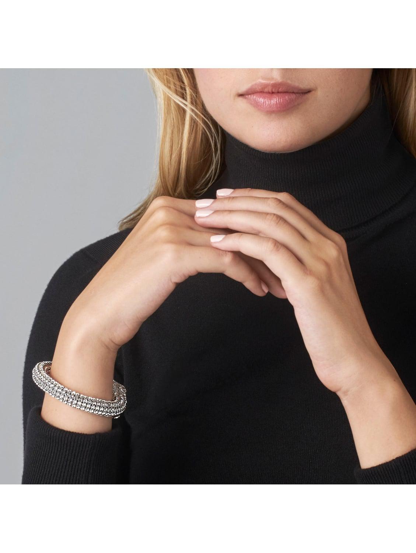 Skinny Single Bolster Bracelet