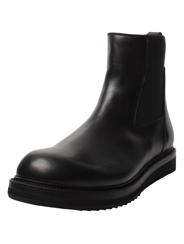 Rick Owens Nubuck Creeper Boots 38xealrG95