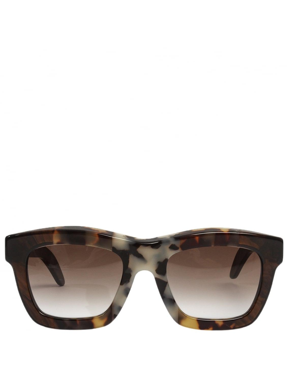KUBORAUM Brown N6 Sunglasses 2t5ta
