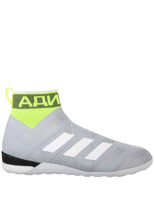 Zapatilla Adidas NMZ Lyst Gosha rubchinskiy plata en metalico para los hombres