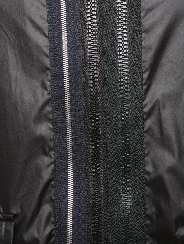 Maison Margiela Synthetic Triple Zip Jacket Black for Men