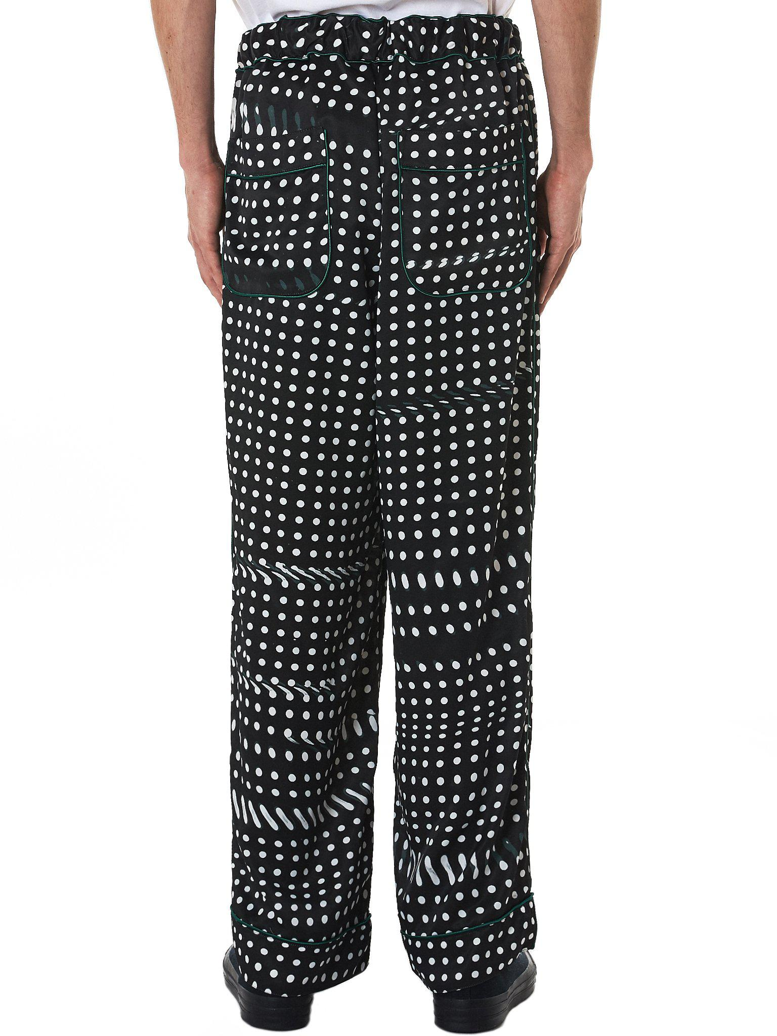 Dotted trousers - Black Facetasm Extremely For Sale Under Sale Online Free Shipping Low Shipping Discount Wholesale 3PTtm