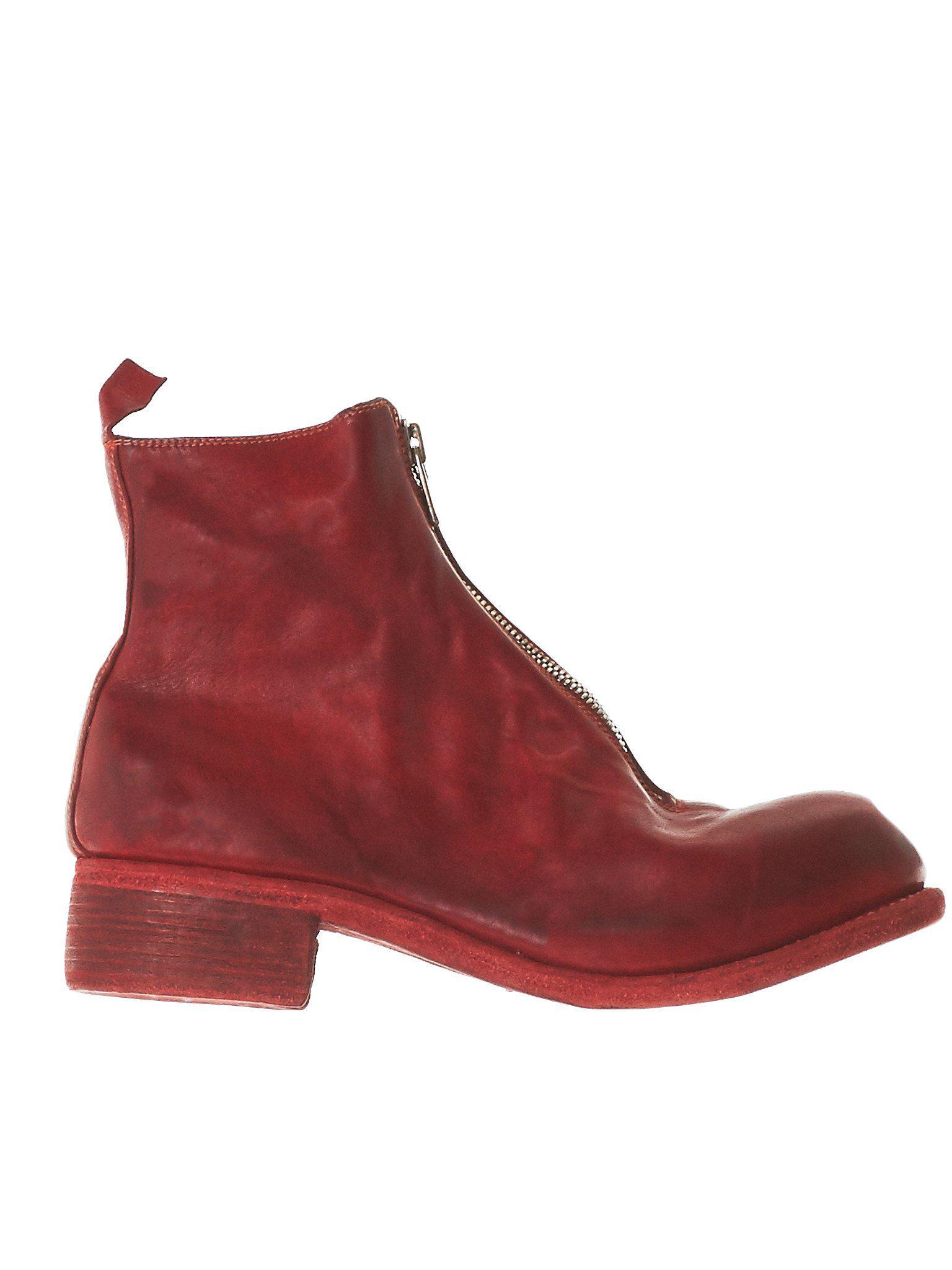 Guidi block heel zip front boots fake free shipping huge surprise yiZCKES