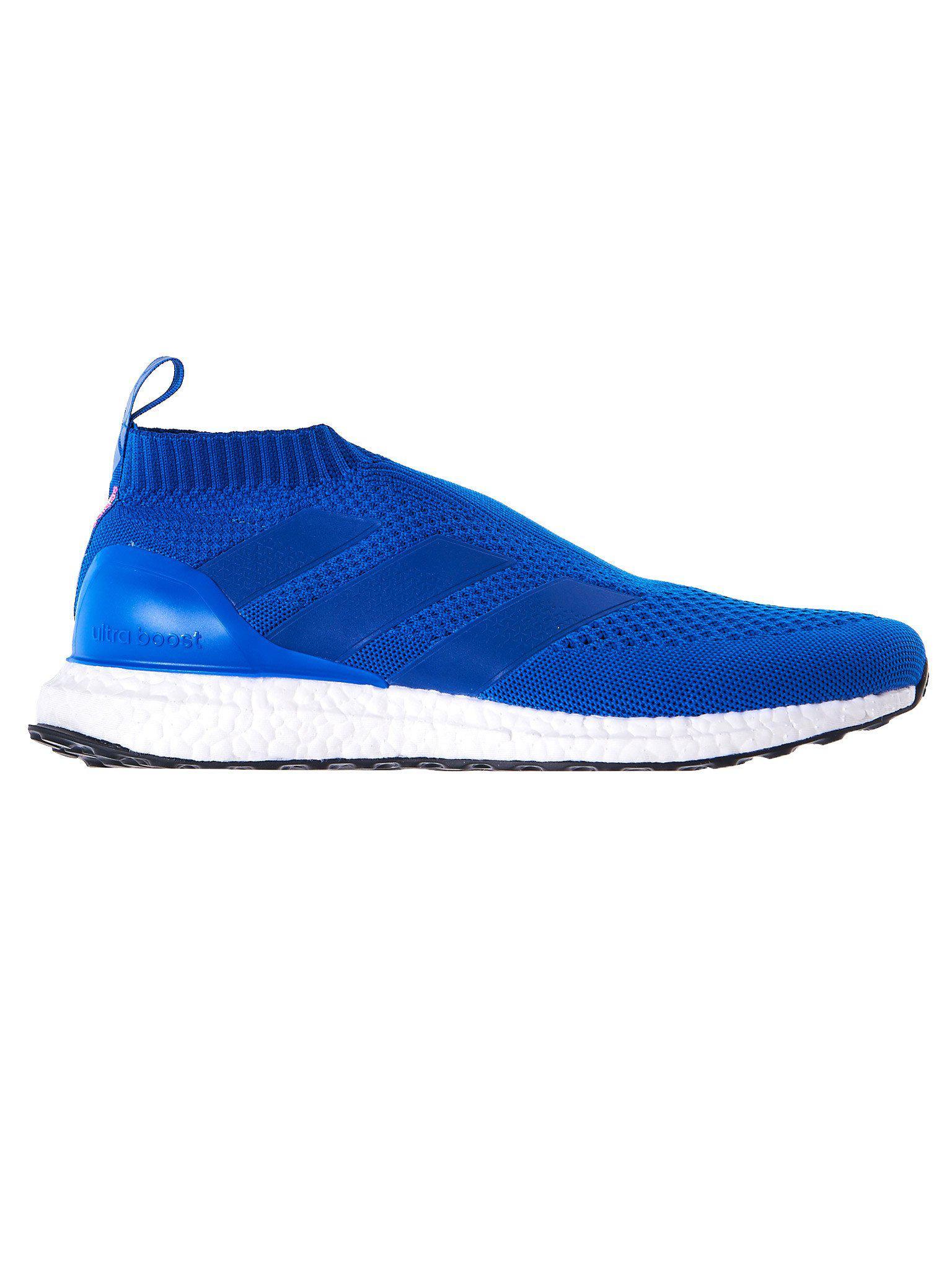 best sneakers ce791 e7500 Adidas Originals Blue Ace 17+ Purecontrol Ultra Boost for men