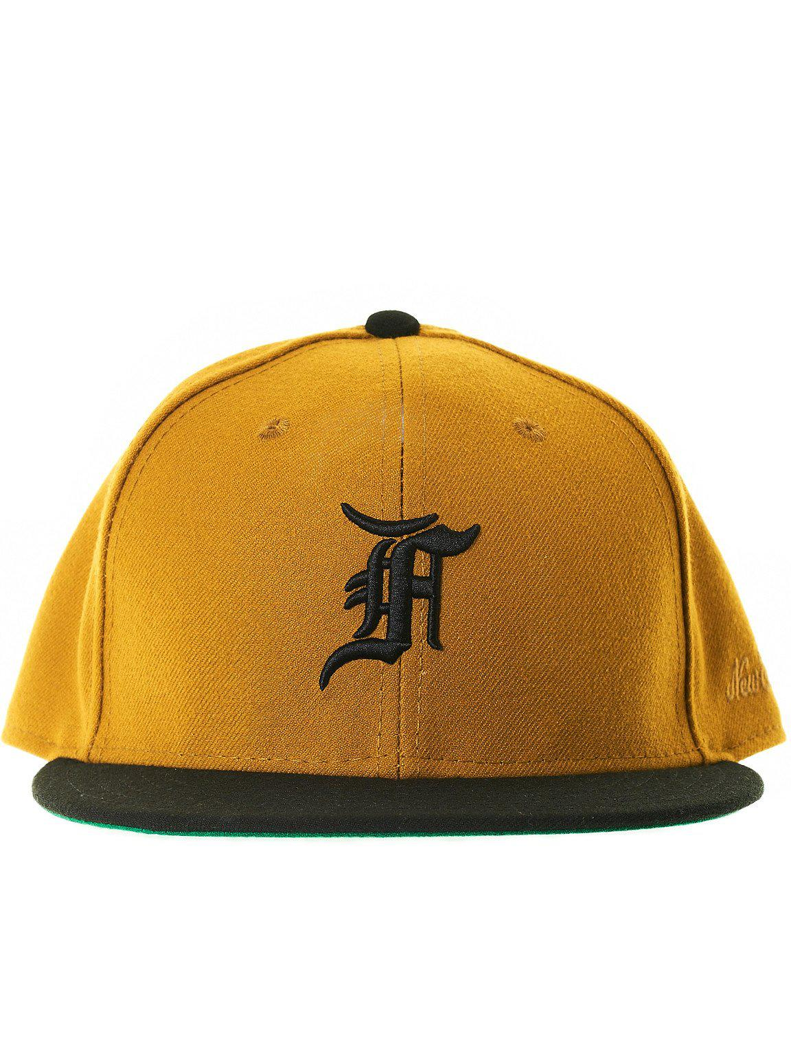 823d84febe4 Lyst - Fear Of God New Era X Fitted Cap in Metallic for Men