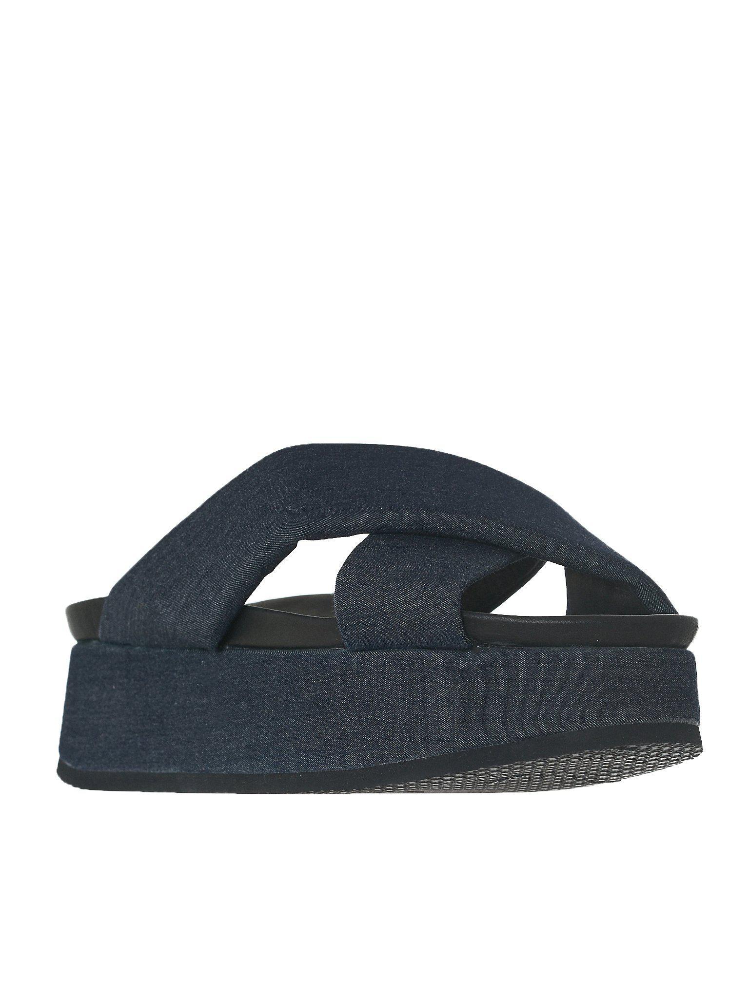 Sandales Peter Non Cruz - Bleu 5oQrri