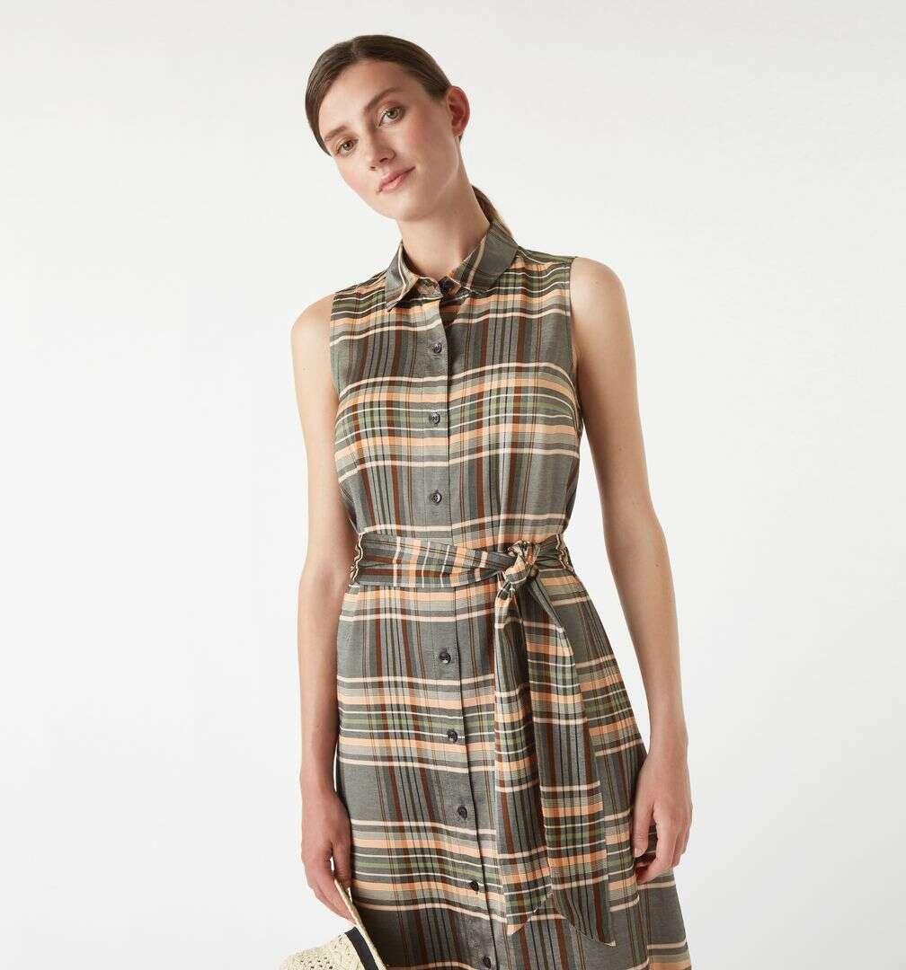 Hobbs Synthetic Isadora Shirt Dress Lyst