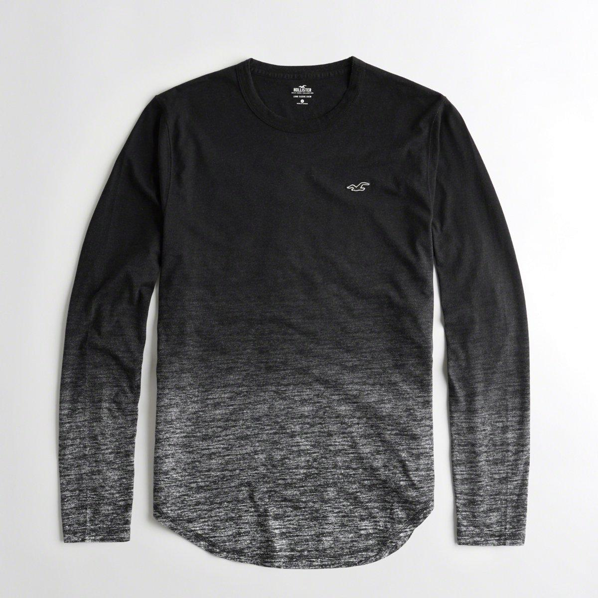 Lyst hollister must have crewneck t shirt for men for Must have dress shirts