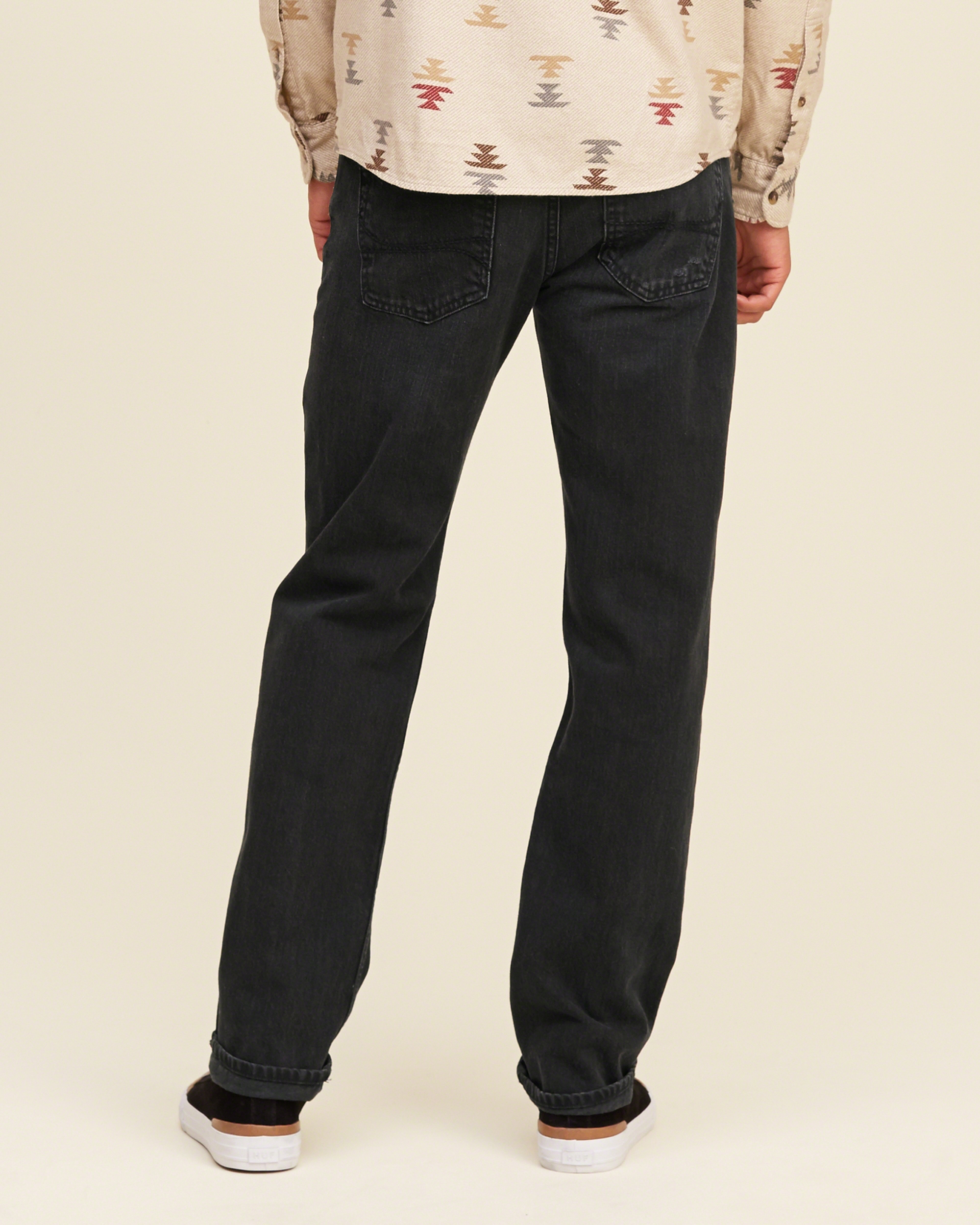 hollister dark jeans for men - photo #16