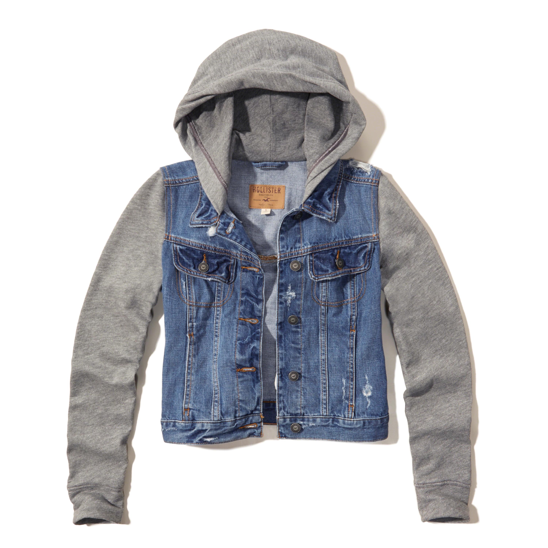 Hollister womens jackets