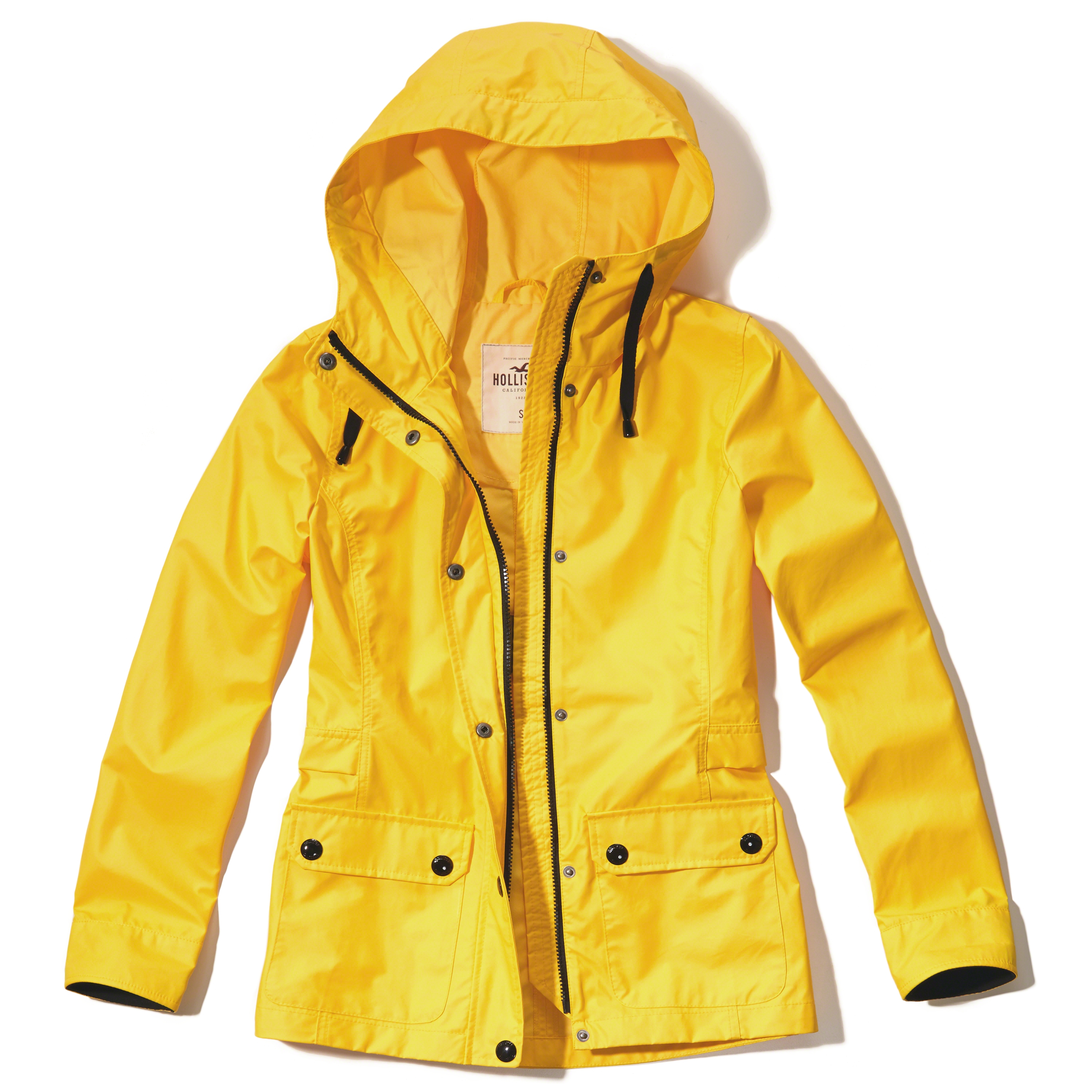 Free shipping BOTH ways on yellow womens rain jacket, from our vast selection of styles. Fast delivery, and 24/7/ real-person service with a smile. Click or call