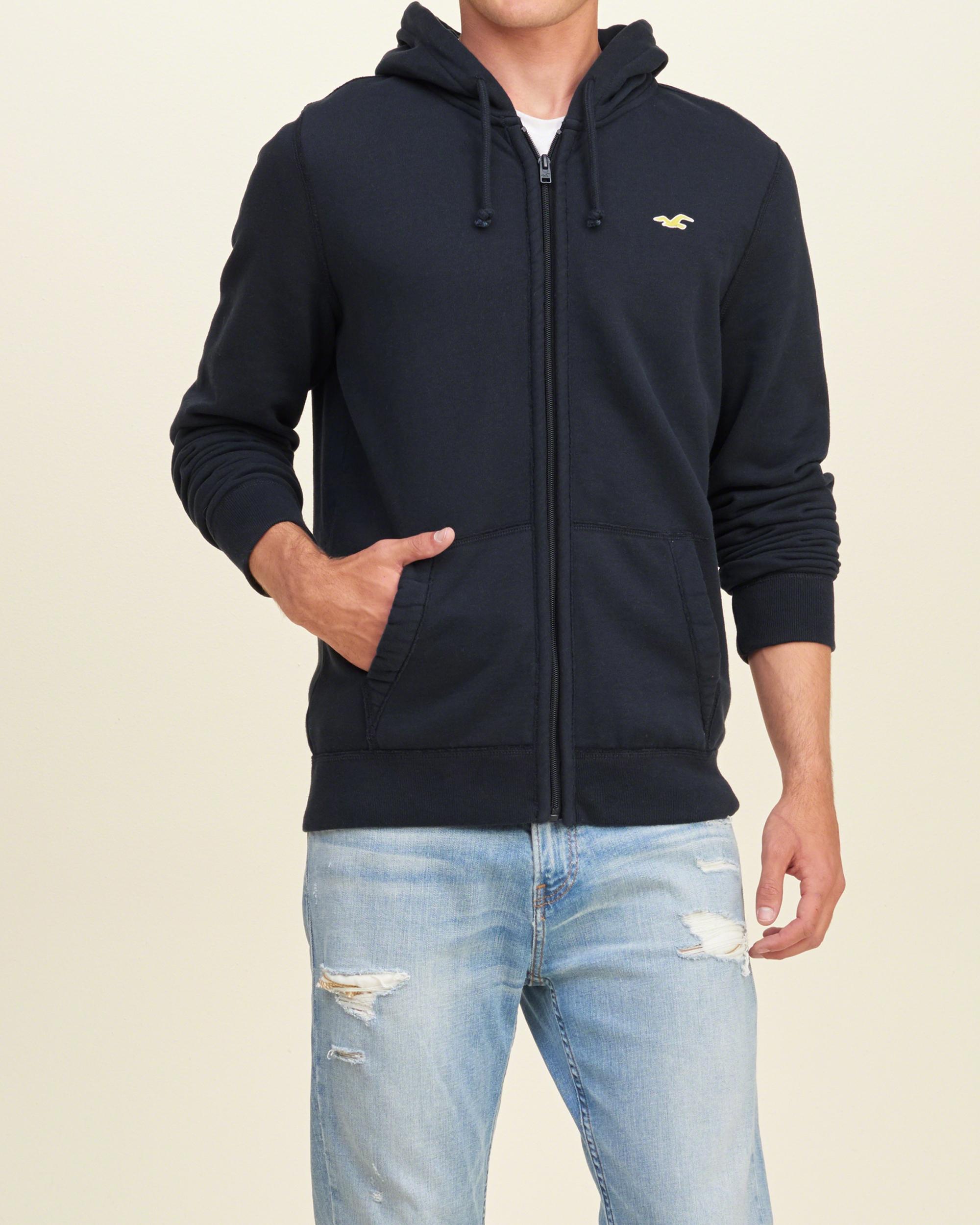 Hollister hoodie mens