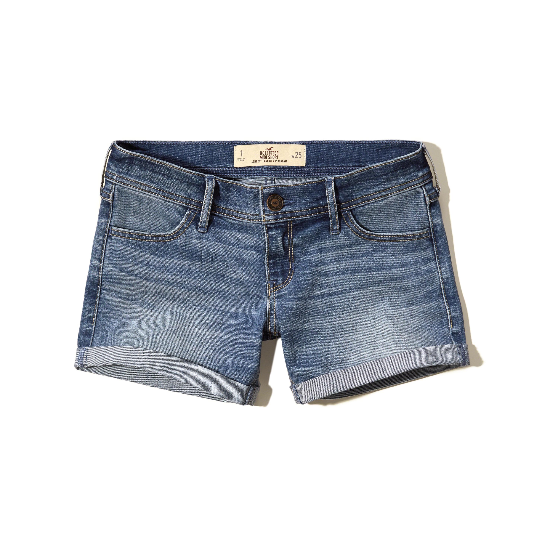 hollister jean shorts - photo #24