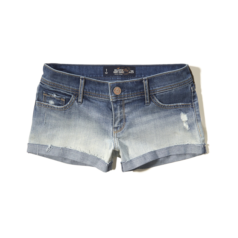 hollister jean shorts - photo #18