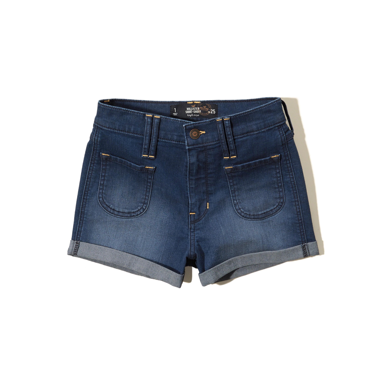 hollister jean shorts - photo #7