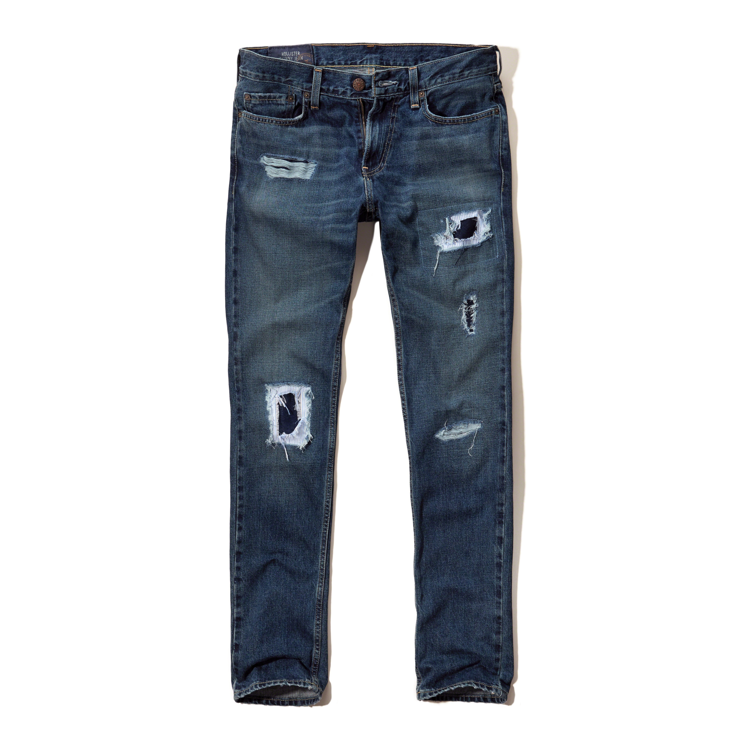 hollister dark jeans for men - photo #24
