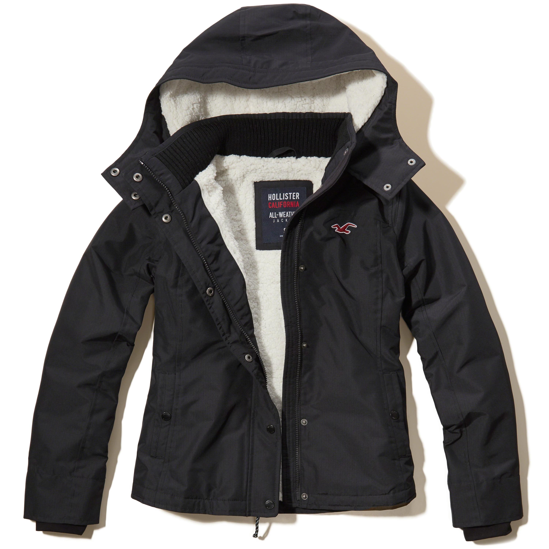 Sherpa Jacket Women S