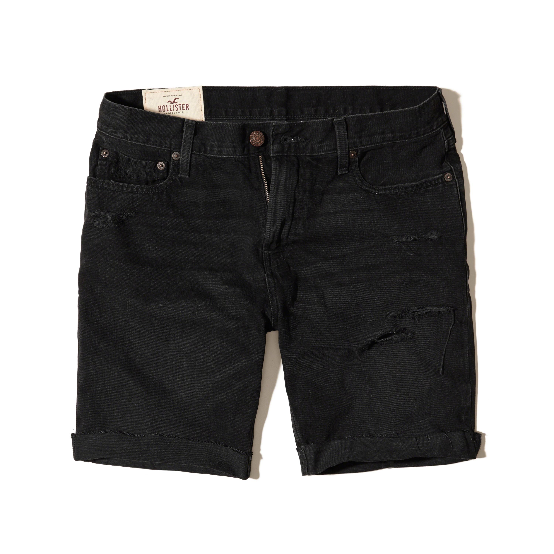 hollister jean shorts - photo #16