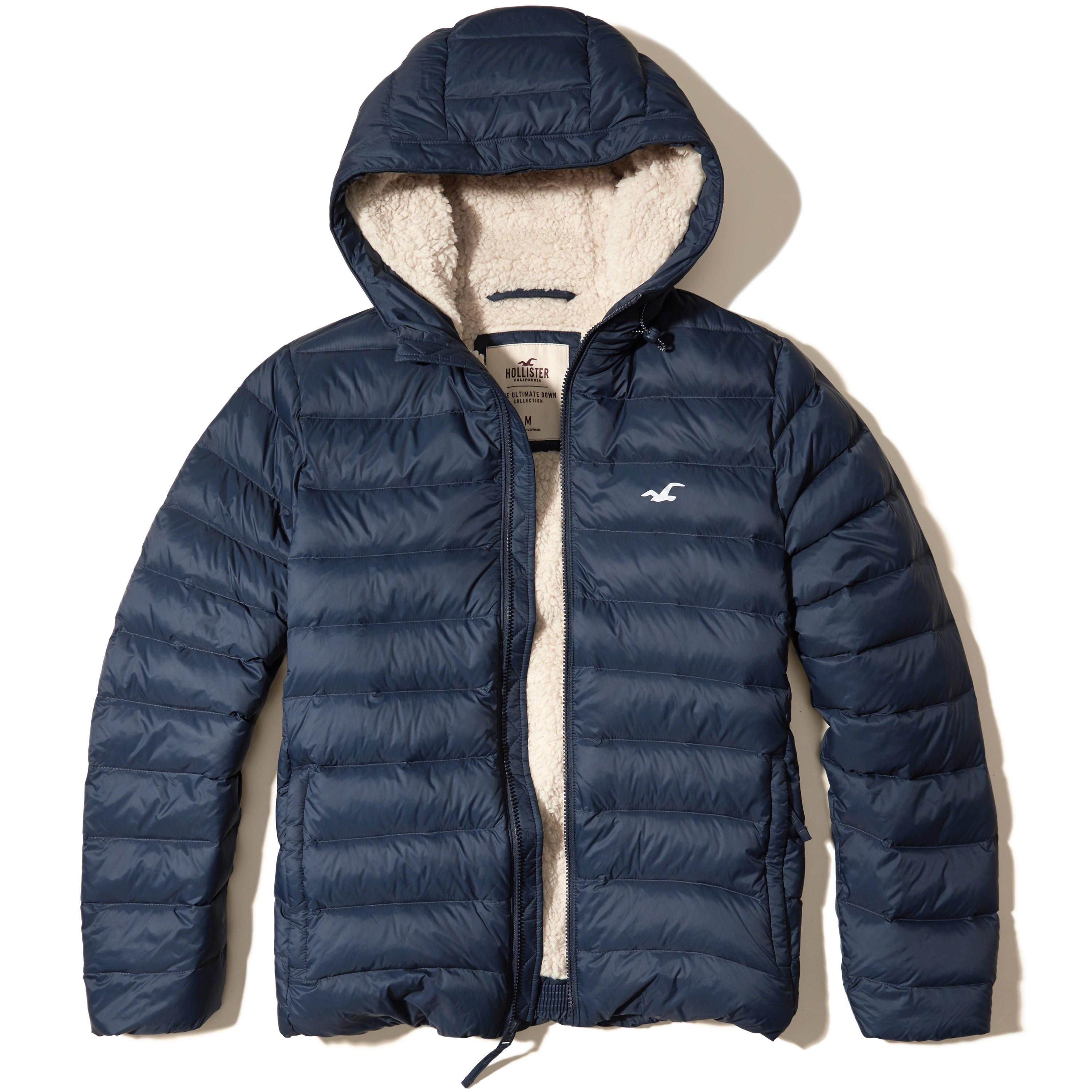 MENS SUPREME BEING /'EXPEDITION/' FUNNEL NECK PADDED PARKA JACKET Z99 SALE NAVY