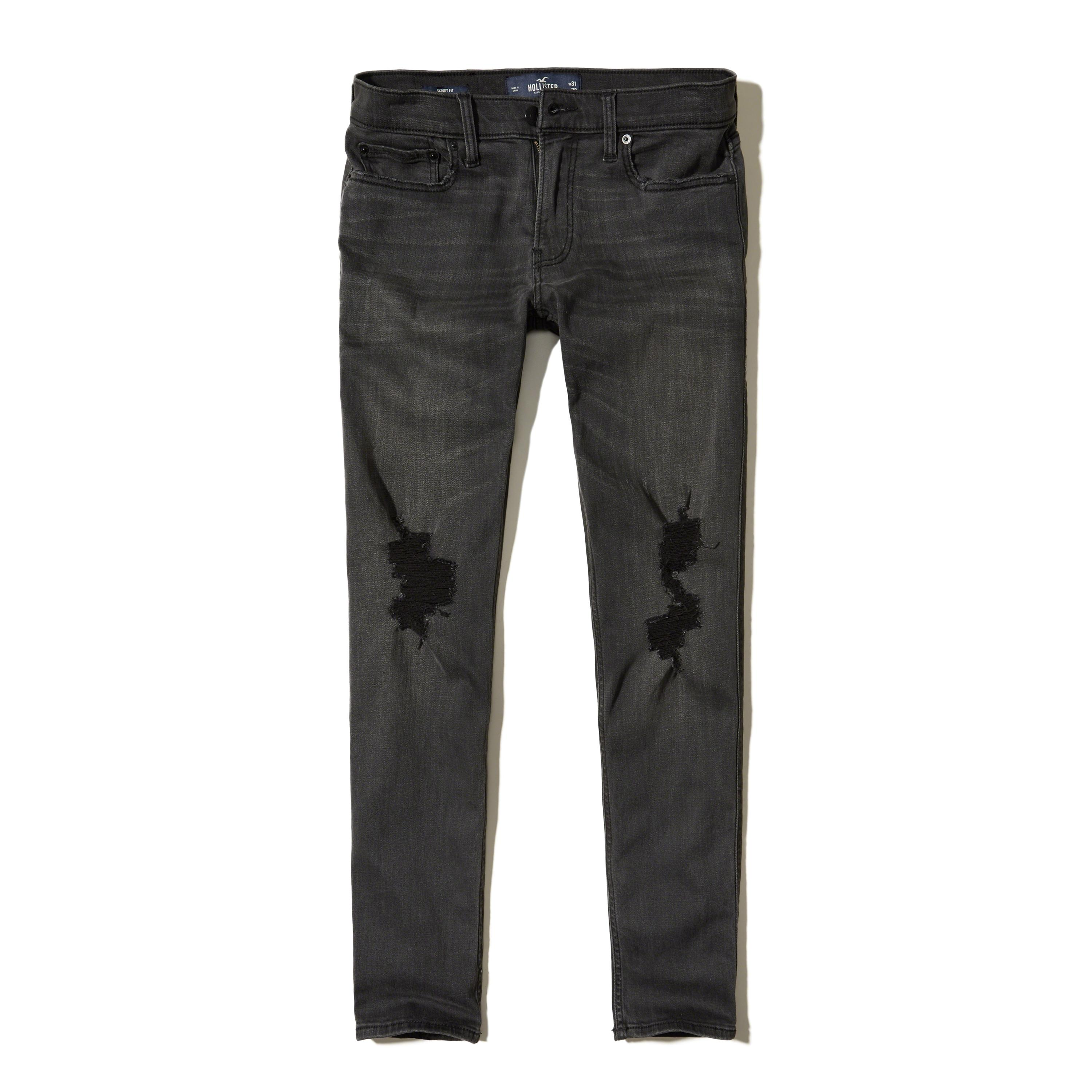 hollister dark jeans for men - photo #8