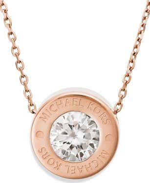 Michael Kors Mkj5342791 Ladies Necklace in Pink