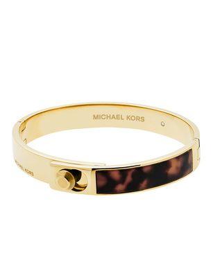 Michael Kors Mkj5375710 Ladies Bangle in Metallic