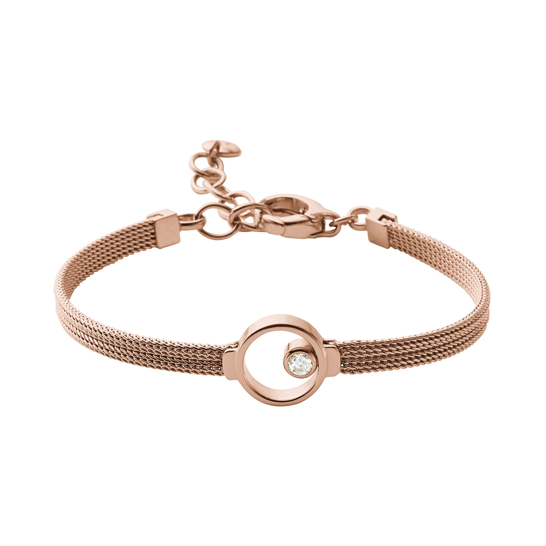 skagen skj0851791 ladies bracelet in metallic lyst. Black Bedroom Furniture Sets. Home Design Ideas