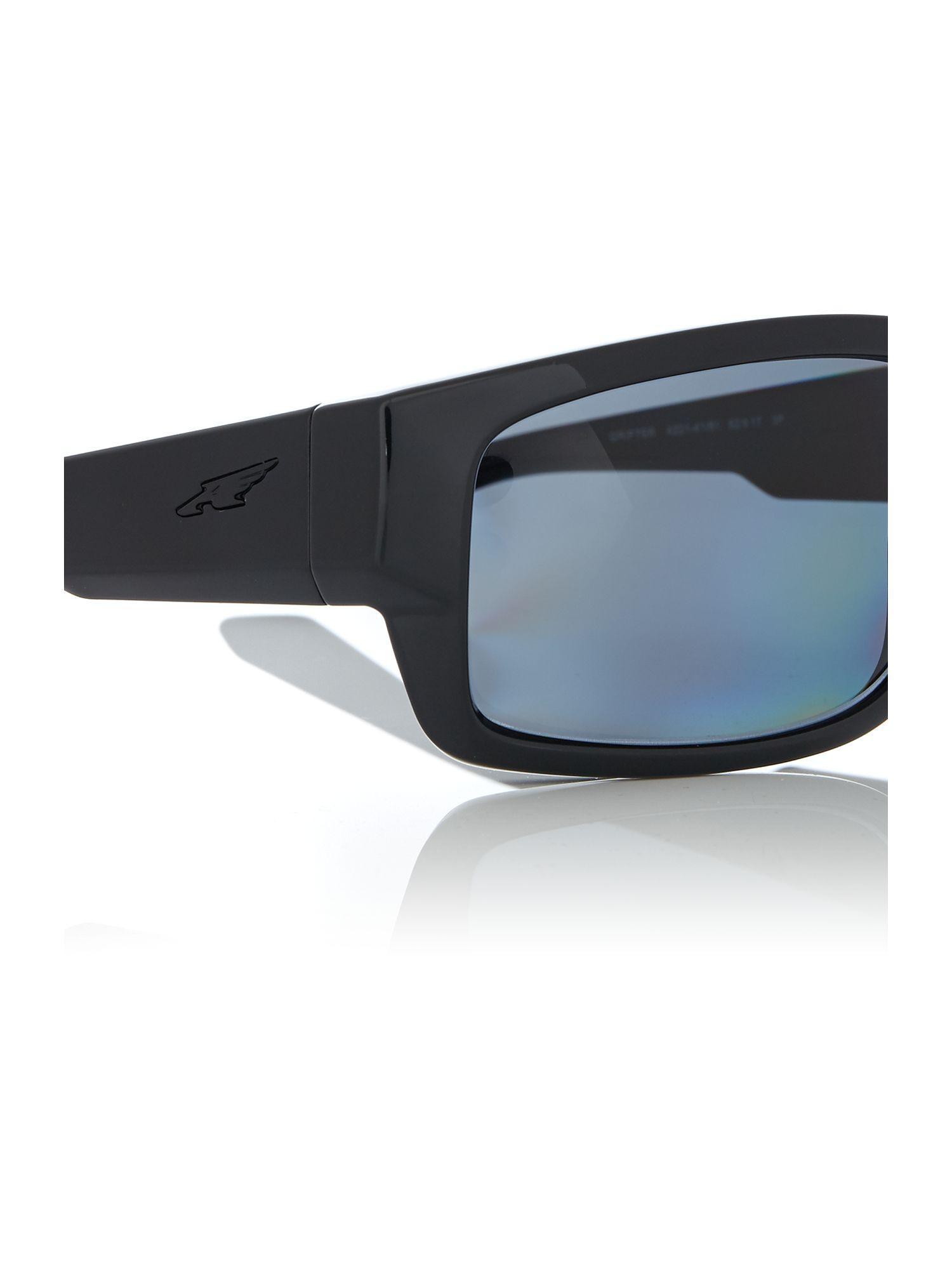 Arnette Black Rectangle An4221 Sunglasses in Blue for Men