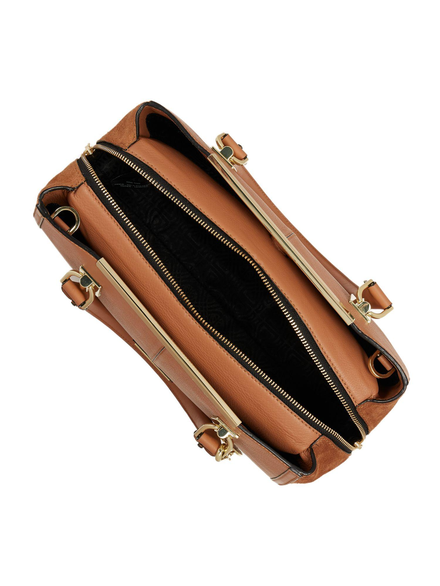 Biba Leather Hazel Tote Bag