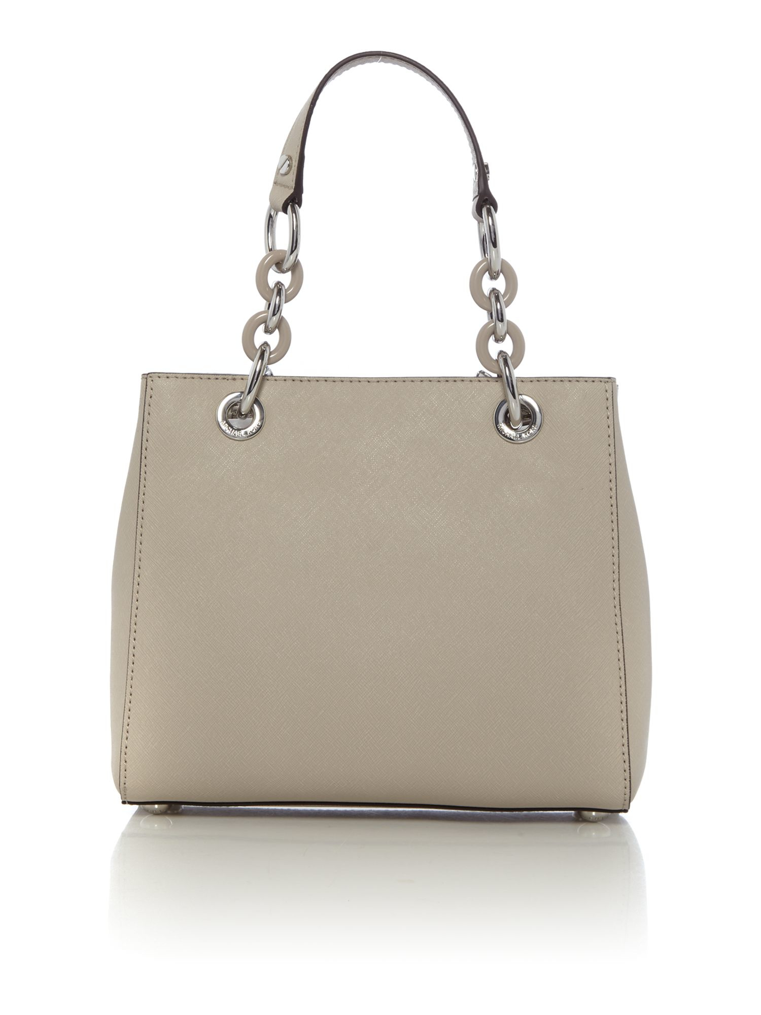 91e2be31050a Michael Kors Small Grey Tote Bag | Stanford Center for Opportunity ...